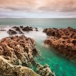 Rocky Atlantic ocean scenery — Stock Photo #10872479