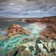 Rocky Atlantic ocean scenery — Stock Photo #10872537
