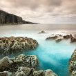 Foto de Stock  : Rocky Atlantic ocescenery