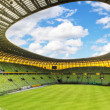 Stock Photo: Gdansk Arenstadium for Euro 2012