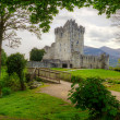 Stock Photo: Ross Castle near Killarney