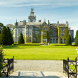 Adare manor and gardens — Stock Photo