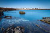 Atlanten landskap i skymningen — Stockfoto