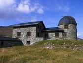 Byłego obserwatorium arosa — Zdjęcie stockowe