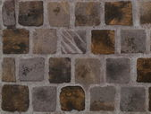Sandstone paving — Stock Photo