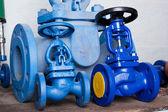 Pressure valves — Stock Photo