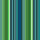 Striped in Blue and Green — Stock Photo