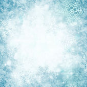 Winter Festive Christmas Background — Stock Photo