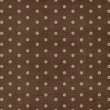Dots background in brown - ストック写真