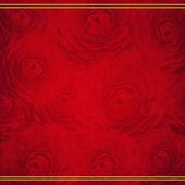 Rode en gouden luxe achtergrondlüks kırmızı ve altın arka plan — Stockfoto