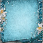 Vintage Floral Background — Stock Photo #11787410