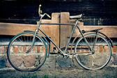 Old bicycle — Foto de Stock