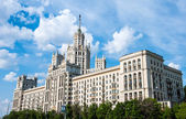 Stalin's house in Moscow, Russia, landmark — Foto de Stock