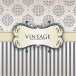Vintage background — Stock Vector #10735299