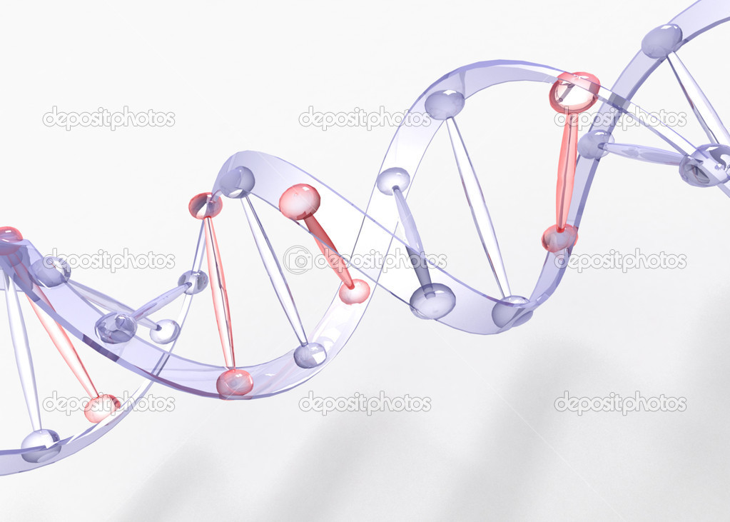 Sample DNA — Stock Photo #11000648