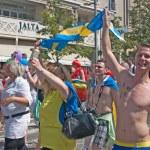 Prague Pride Pararde 2012 — Stock Photo #12305299