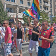 Stock Photo: Prague Pride Pararde 2012