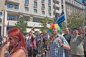 Prague Pride Pararde 2012 — Stock Photo