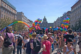 Prague Pride Pararde 2012 — Stock Photo