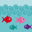 Fishes — Stock Vector #11454434