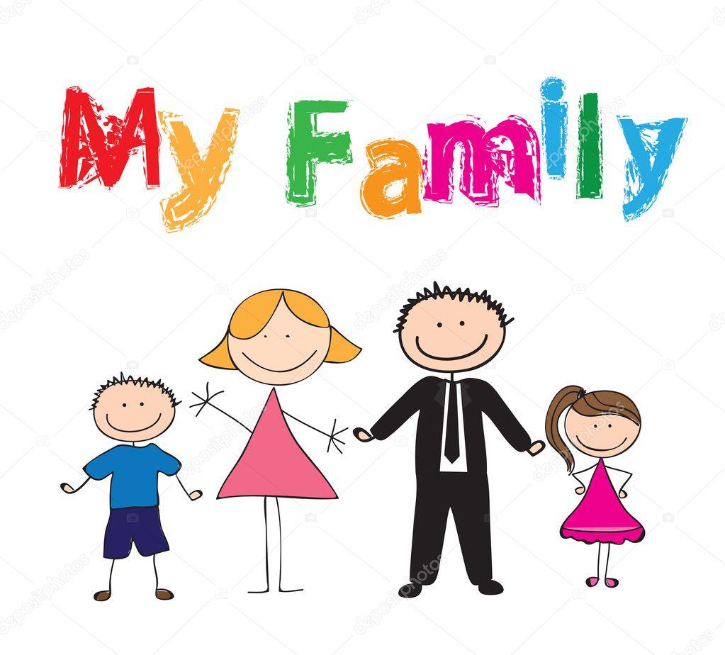 Similiar My Family Keywords