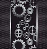 Gears vector — Stock Vector