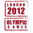 Royalty-Free Stock Vector Image: London 2012