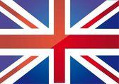 Flag london — Stock Vector