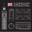 Stock Vector: London