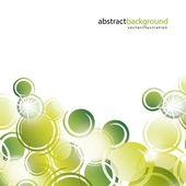 Green design — Stock Vector