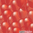 Stock Vector: Ballons