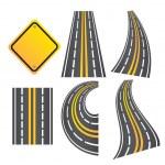 Roads — Stock Vector #12021105