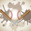 Baseball — Stock Vector