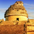 Observatory at Chichen Itza, — Stock Photo #10913300