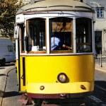 Lisbon Tram — Stock Photo #11041525