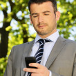 Cellphone business — Stock Photo #11092219