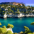 Stock Photo: Calanque of Cassis