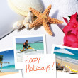 Happy hollidays — Stock Photo #11138579
