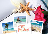 Happy hollidays — Stockfoto