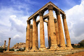 Temple of the Olympian Zeus — Stock Photo