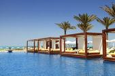 Luxusní místo resort — Stock fotografie