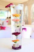 Decoration for a wedding — Stock Photo