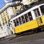 Lisbon Tram — Stock Photo #11818101