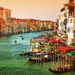 Grand Canal in Venice, Italy — Stock Photo #11829997