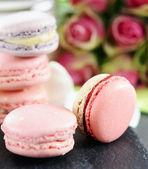 Lovely macarons — Stock Photo
