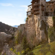 Las Casas Colgadas at Cuenca, Spain — Stock Photo