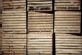 Kisten stapeln — Stockfoto