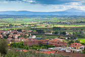 Italian Umbria province landscape — Stock Photo