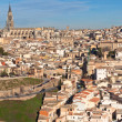 Old Toledo town, Spain — Stock Photo
