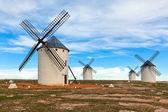 古いスペインの風車 — ストック写真
